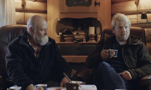 image: Bjarne (76) hadde aldri vært skuespiller. Nå er han og sønnen Amanda-nominert