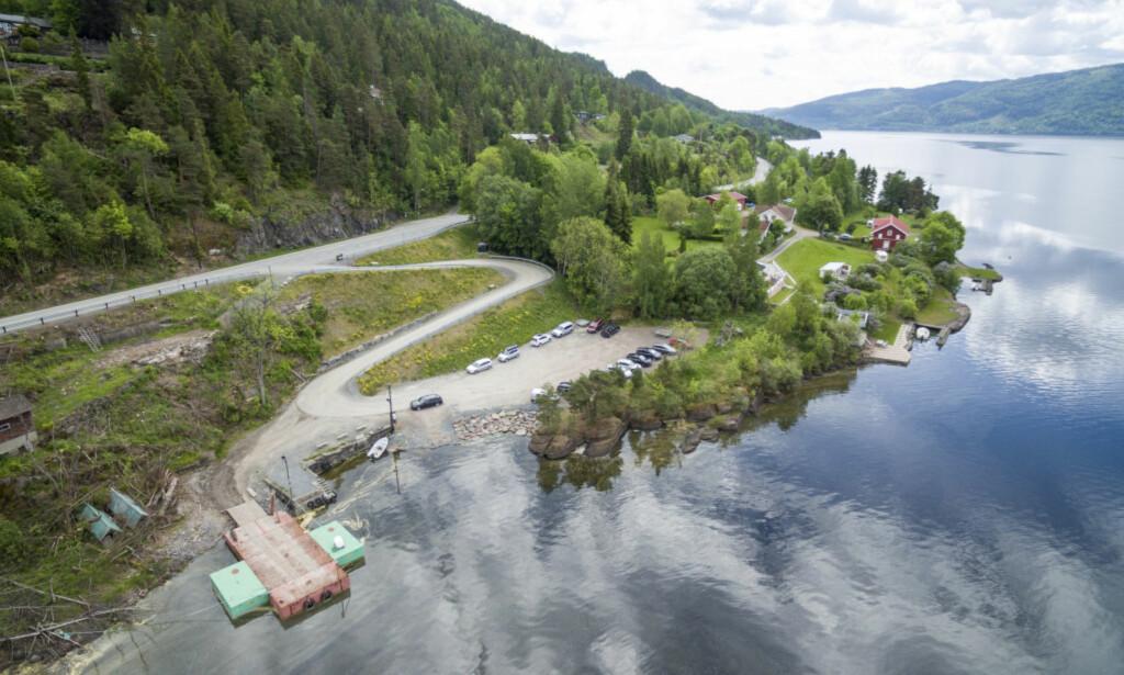 MINNESMERKE: Utøykaia blir nytt nasjonalt minnested for 22. juli-angrepet på Utøya. FOTO: Tore Meek / NTB Scanpix