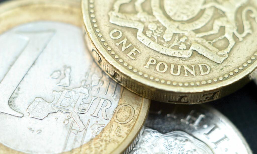 REISE TIL UTLANDET: Se hva den utenlandske valutaen vil koste deg på reisemålet ditt. Foto: Shutterstock/NTB Scanpix