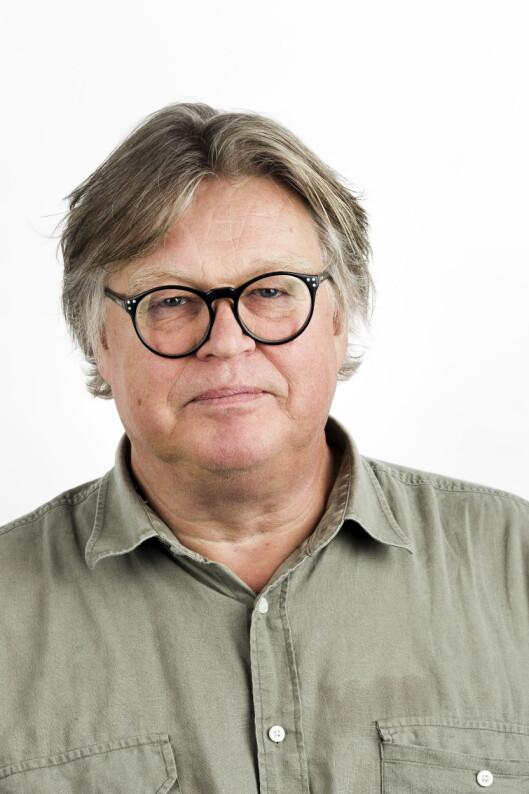 – MENN ER STYRT AV GTI: Det mener sosiolog og reklamemann Trond Blindheim.  Foto: VG/NTB Scanpix