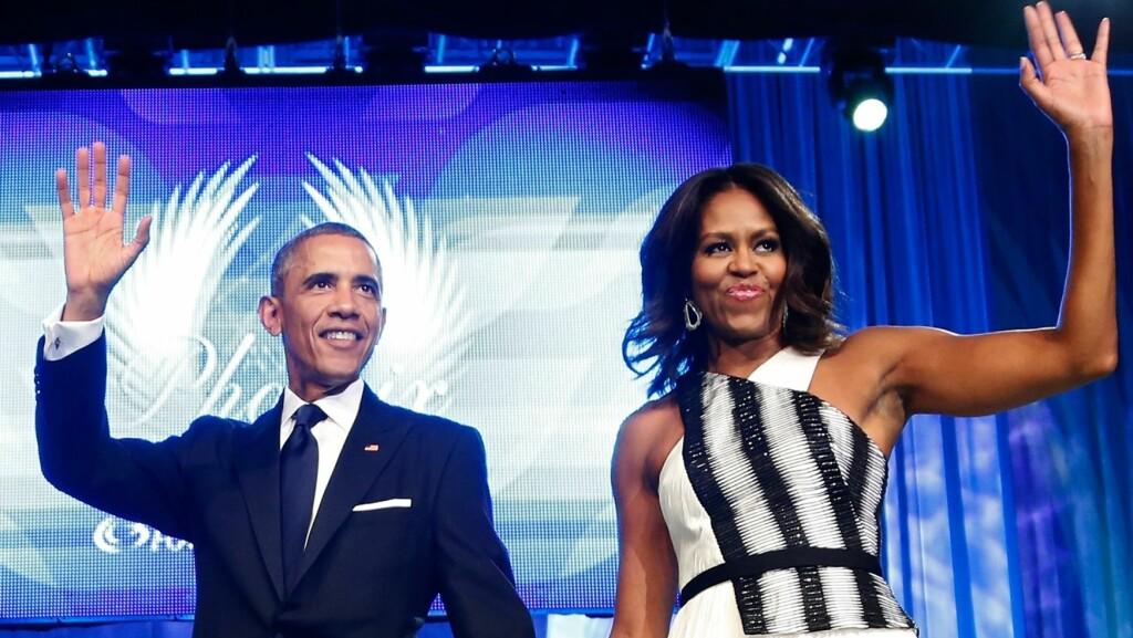 MICHELLE OBAMA: President Barack Obama og førstedame Michelle Obamas åtte år i Det Hvite Hus er snart forbi. Foto: Reuters