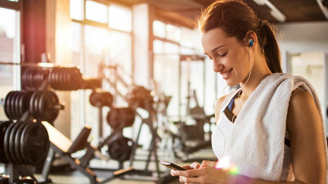 MOTIVASJON: Sliter du med treningsmotivasjonen? Slik kickstarter du treningen i 2017!  Foto: Shutterstock / Bojan Milinkov