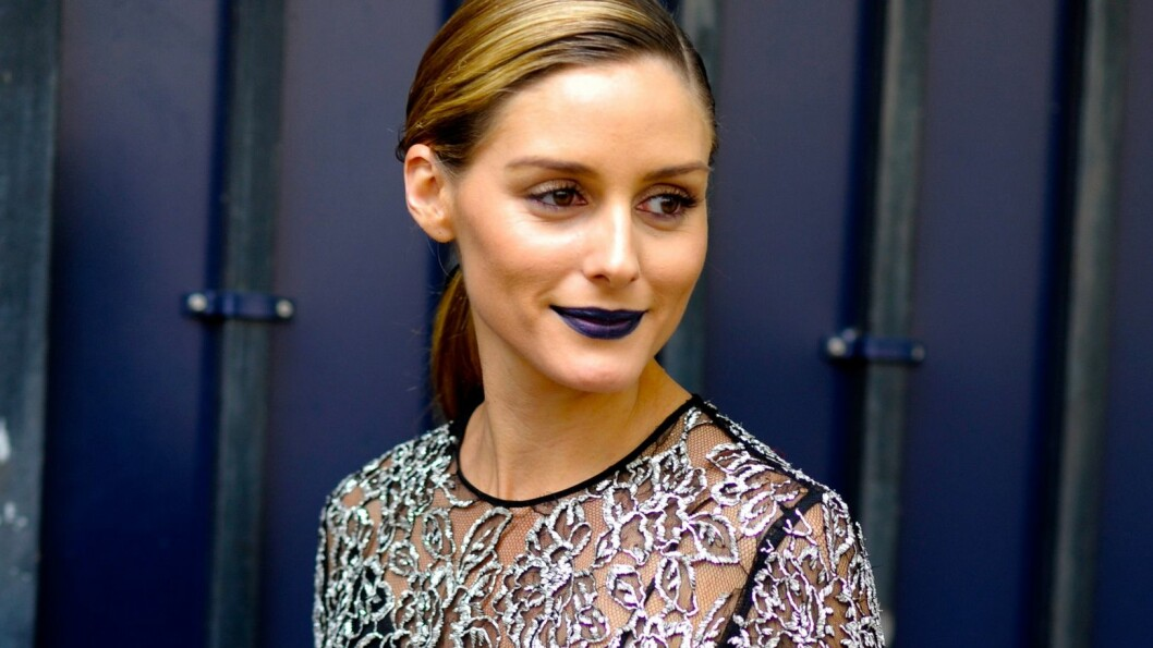 Mandatory Credit: Photo by Wayne Tippetts/REX/Shutterstock (6053136d) Olivia Palermo Street Style, Spring Summer 2017, Paris Fashion Week, France - 30 Sep 2016  Foto: Rex Features