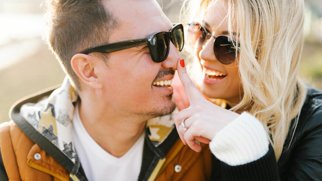 KRANGLING: Krangler du aldri eller svært sjeldent med kjæresten? Ifølge parterapeut kan det være like usunt å krangle for lite som å krangle for mye. Foto: Shutterstock / Sergiu Birca