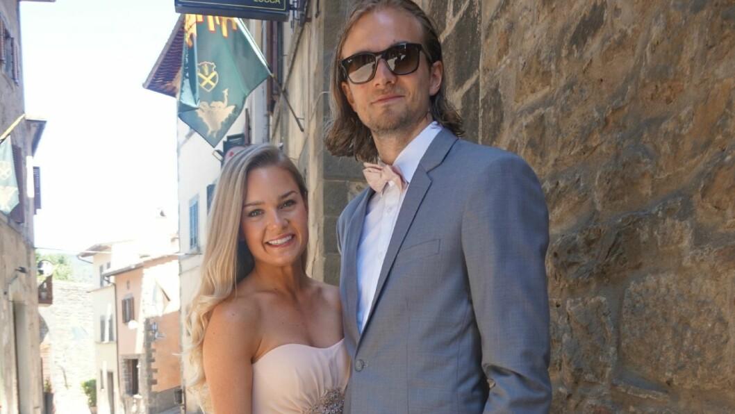 <strong>VANSKELIG Å BLI GRAVID:</strong> Helene Ragnhild Andersen (27) og kjæresten har et stort ønske om å bli foreldre, men har enda ikke lykkes. - Det har vært veldig tungt, og jeg har grått mye.  Foto: Privat