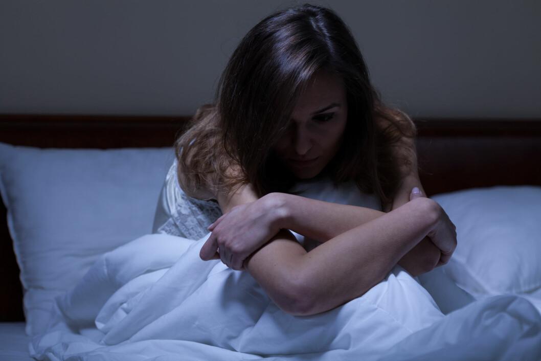 UVANLIG LIDELSE: Lett og moderat depresjon er en ganske vanlig lidelse, mens det å både ha alvorlige depressive perioder og oppstemte perioder er ganske sjelden. Det gjelder ca. 2 % av befolkningen. Foto: Shutterstock / Photographee.eu