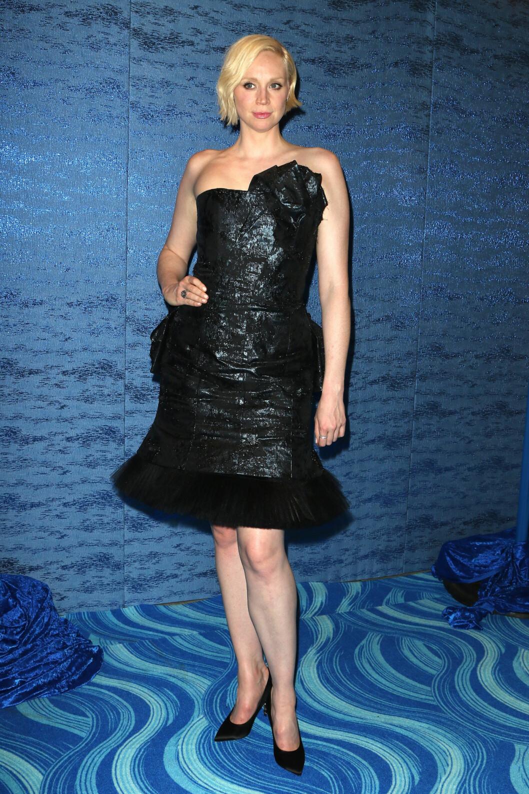 GWENDOLINE CHRISTIE: Emmy Awards. Foto: SipaUSA