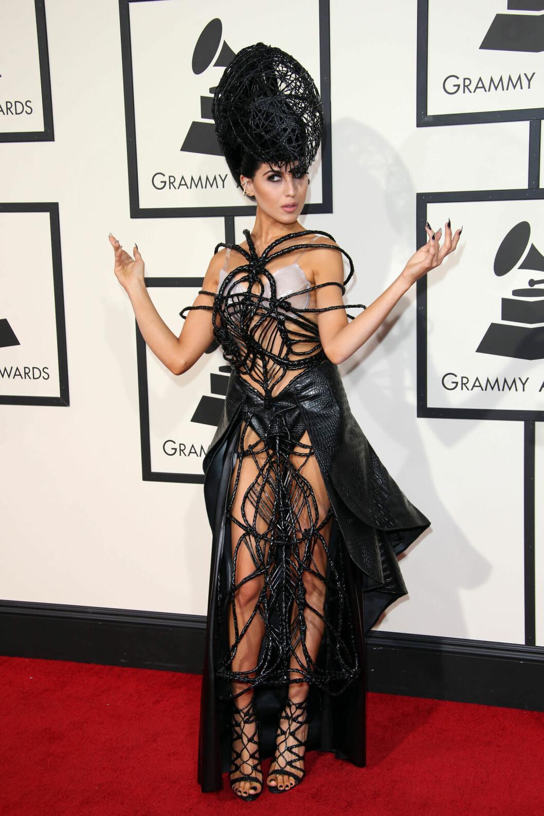Z LALA: Grammy Awards. Foto: SipaUSA