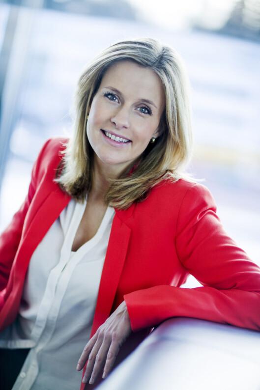 EKSPERTEN: Kristina Picard, som er forbrukerøkonom i Storebrand.