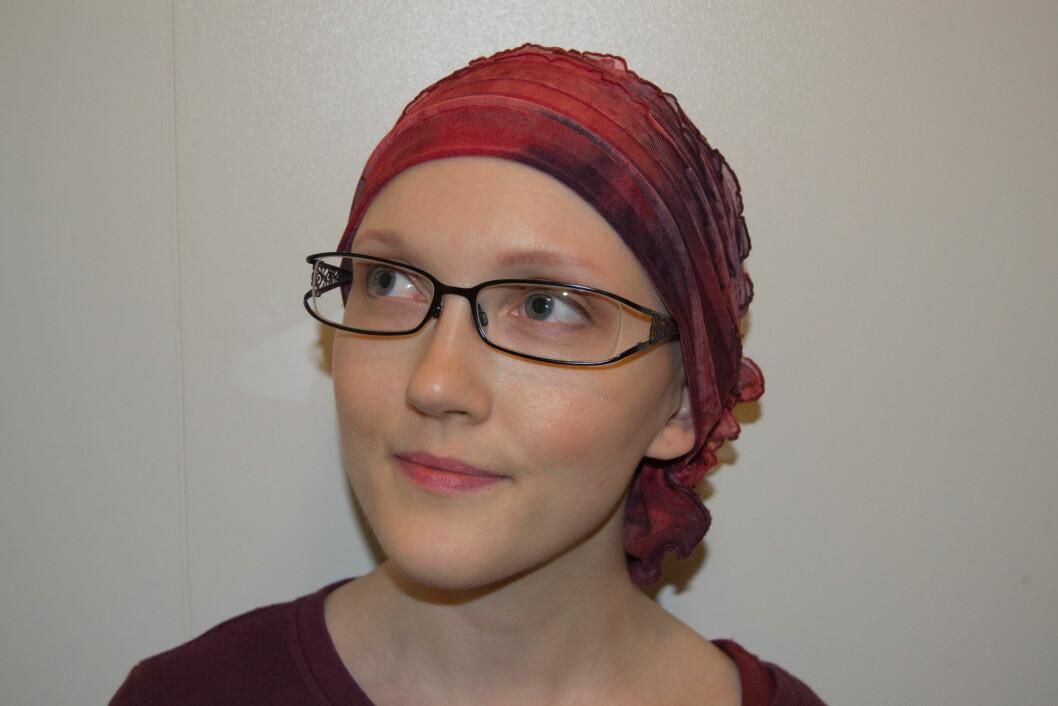 SENSKADER: – Det er ikke så mye snakk om ettertiden hos kreftpasienter, noe som er ekstremt dumt med tanke på hvor mange som lever med skadene.  Foto: Privat