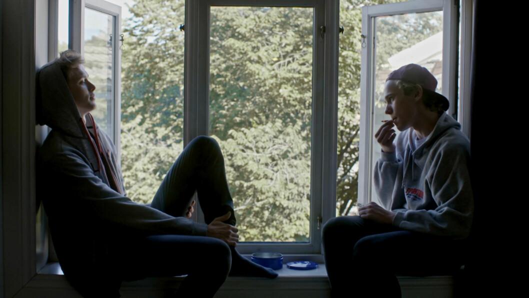 BIPOLAR LIDELSE: I «Skam» kommer det fram at Even har en bipolar lidelse. - Det er en lidelse som kan være vanskelig for andre å oppdage, sier ekspert.  Foto: NRK
