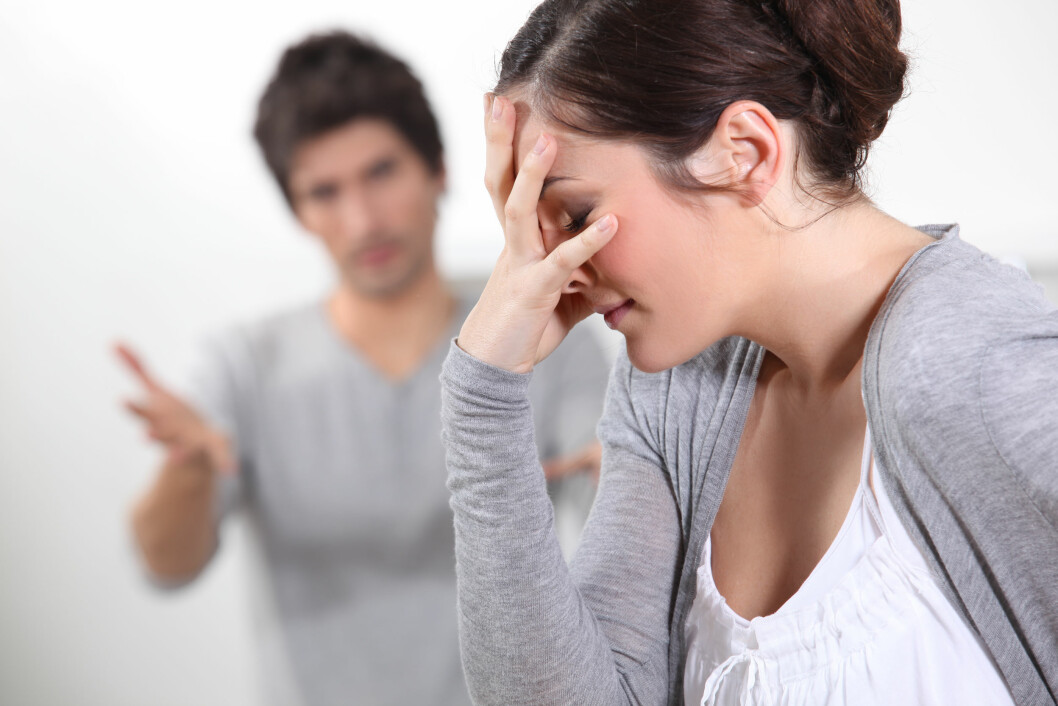 <strong>ØKONOMISKE PROBLEMER:</strong> Hvis dere har kranglet mye om økonomi i ekteskapet, blir det antakeligvis ikke særlig bedre ved en skilsmisse.  Foto: Shutterstock