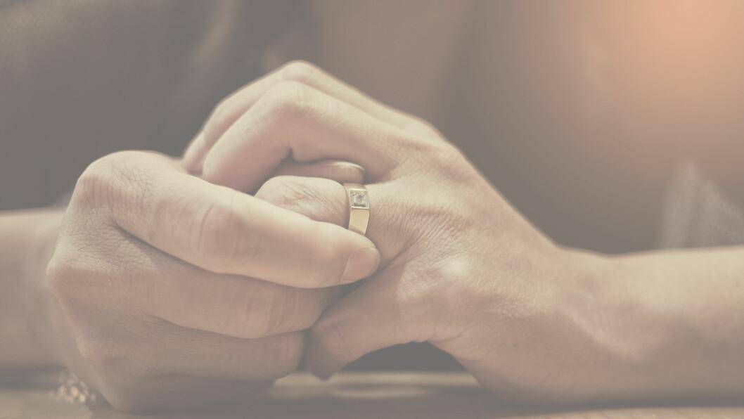<strong>SKILSMISSE:</strong> Ifølge ekspertene er kvinner mer utsatt når det gjelder økonomi ved skilsmisse. Omstillingen er også større for kvinner fordi de som regel tjener mindre enn menn. Foto: Shutterstock / suriyachan