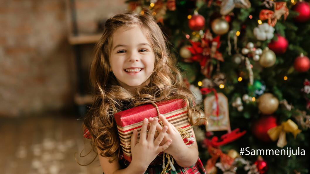 SAMMEN I JULA: KK.no retter i disse dager fokus på julehøytiden med kampanjen #Sammenijula, som for mange kan være en vanskelig tid. Dette er et illustrasjonsbilde.  Foto: NTB Scanpix