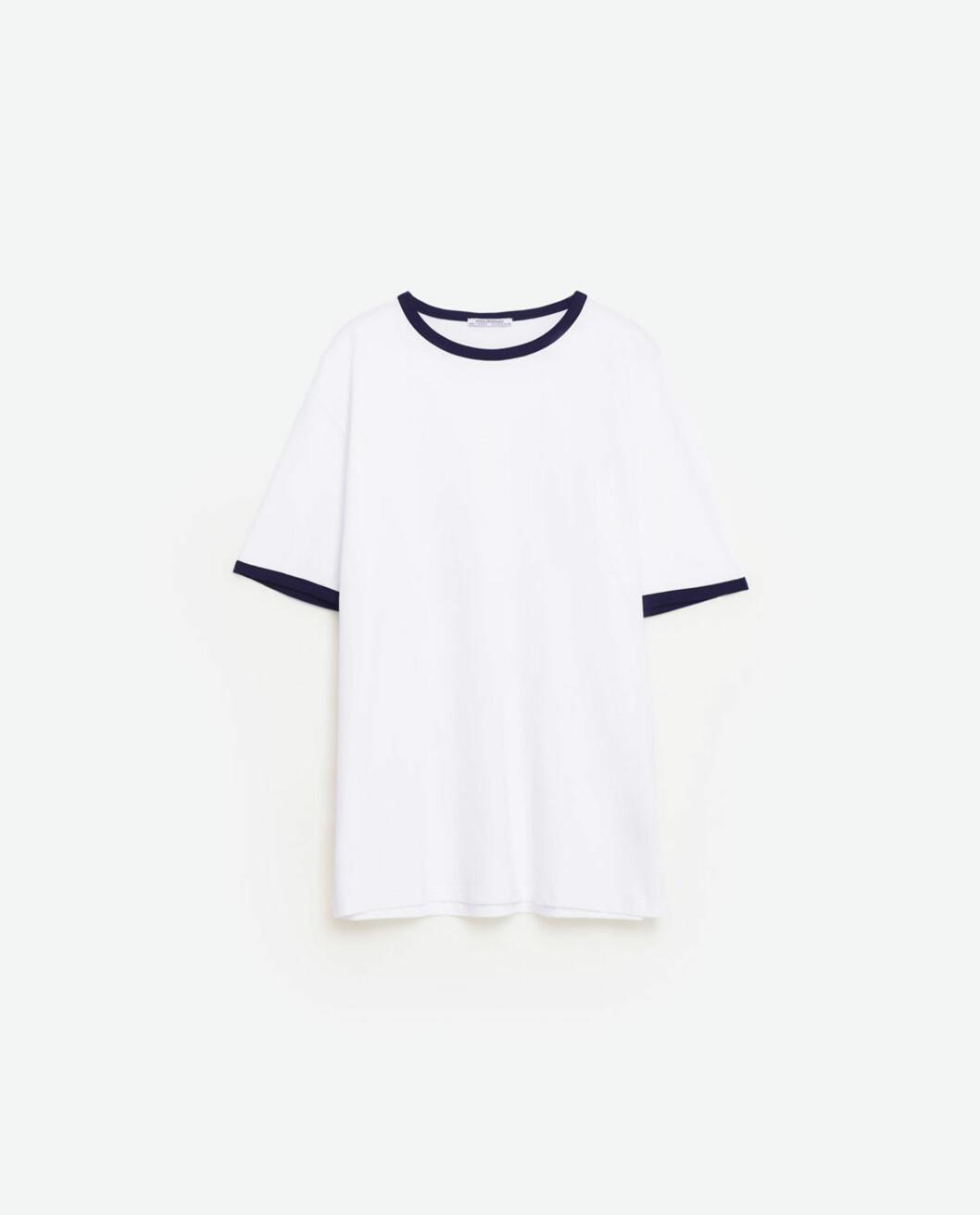T-skjorte fra Zara | kr 99 | http://www.zara.com/no/no/trf/t-skjorter/ungendered-t-skjorte-med-kontrast-c269214p3711645.html