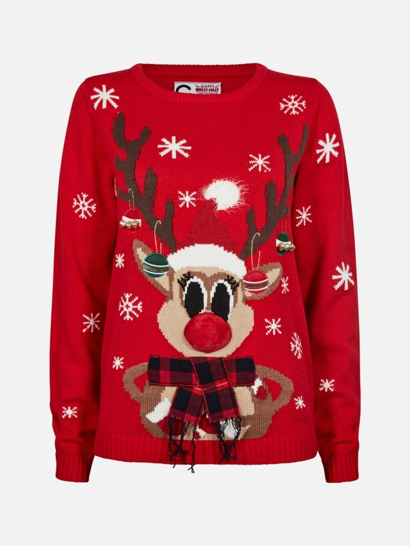 b572f4a6 Ugly christmas sweater: Her finner du årets beste julegensere - KK