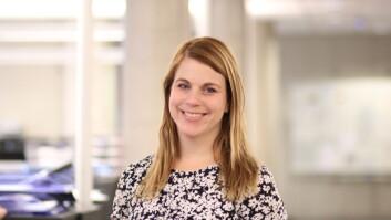 """EKSPERTEN: Anne-Stine Talseth er kommunikasjonsdirektør i rekrutteringsselskapet Adecco. Hun mener at det ikke alltid er en ny jobb som er løsningen på alt""""."""