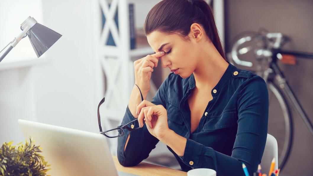 SKIFTE JOBB: Dersom du ikke ville søkt på stillingsannonsen for din egen jobb, er det på tide å gå videre. Foto: Shutterstock / g-stockstudio