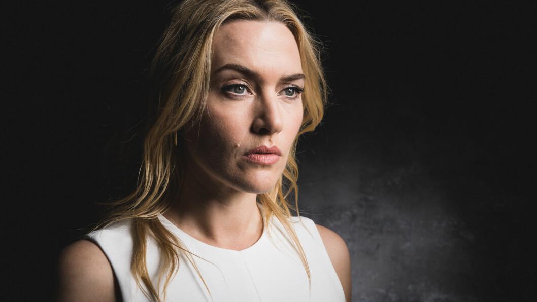 AVSLØRER FLAU HENDELSE: I et intervju forteller Kate Winslet om kjolekrisen som skjedde i et stort bursdagsselskap. Se video nederst i saken. Foto: Ap