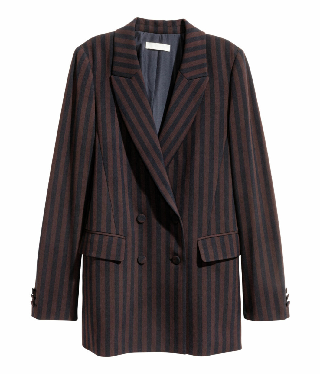Dobbeltspent blazer fra H&M | kr 399 | http://www.hm.com/no/product/56282?article=56282-A