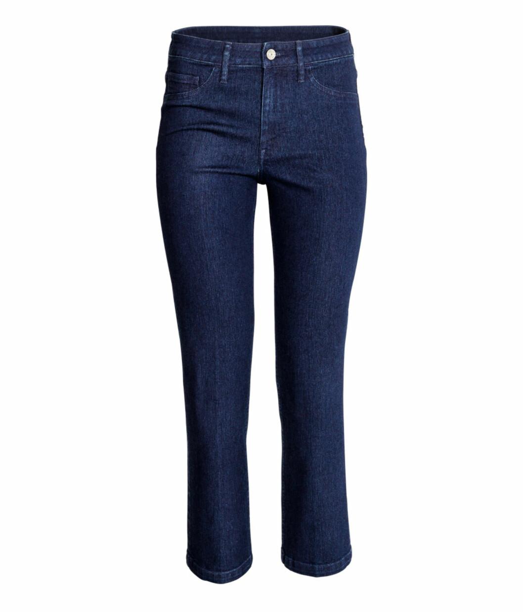 Jeans i ankellengde fra H&M | kr 99 | http://www.hm.com/no/product/55241?article=55241-B