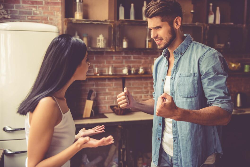 UENIG: Det er mange og sterke følelser involvert når et ektepar skal gå fra hverandre, og selv verdiløse gjenstander kan skape krigsstemning . Foto: Shutterstock / George Rudy