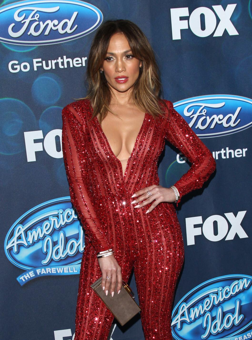 Jennifer Lopez (47). Foto: Pa Photos