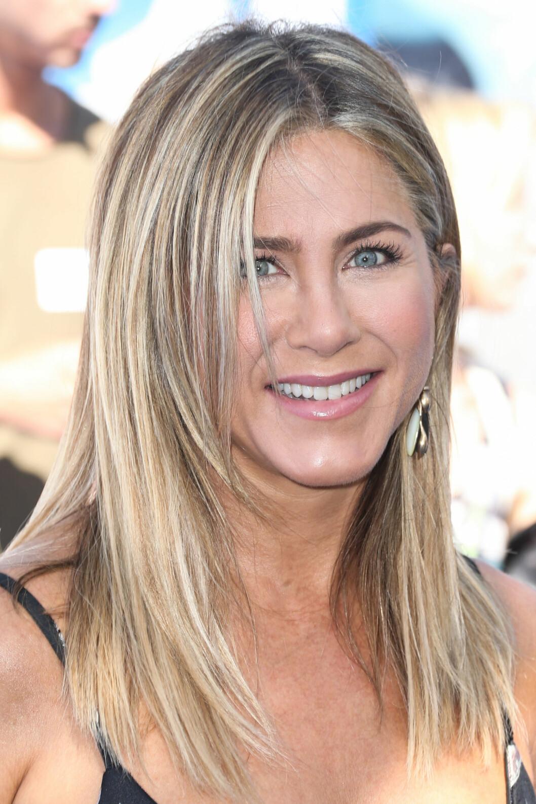 Jennifer Aniston (47).  Foto: Splash News