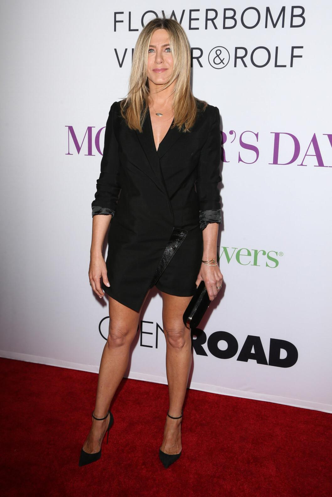 Jennifer Aniston (47).  Foto: wenn.com