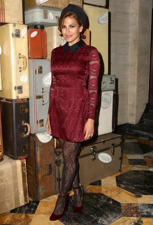 Eva Mendes (42). Foto: Splash News