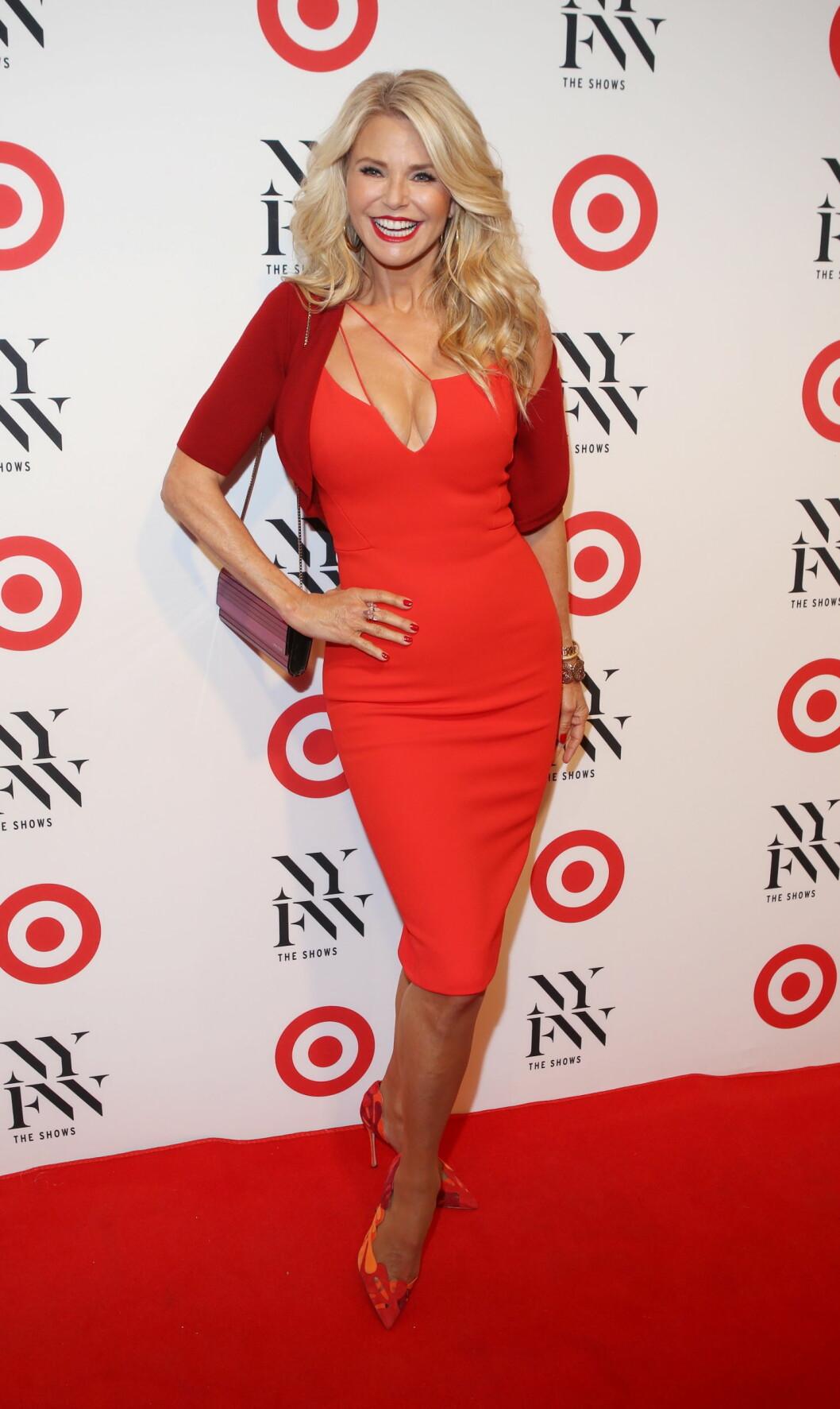 Christie Brinkley (62). Foto: wenn.com