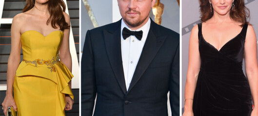 Oprah Winfrey, Leonardo DiCaprio og Tyra Banks er blant stjernene som aldri har vært gift