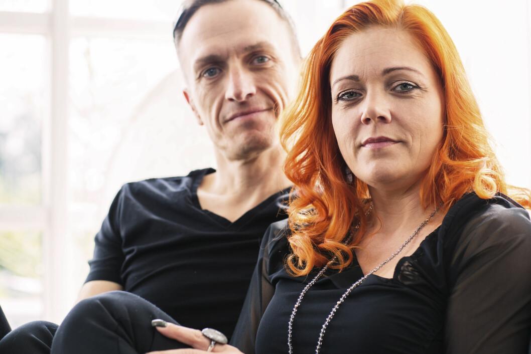 MER ENERGI: Bra sex med tantrateknikker har ført til at Ulla har fått mer energi og fleksibilitet. Foto: Runolfur Gudbjørnsson /All Over Press Denmark