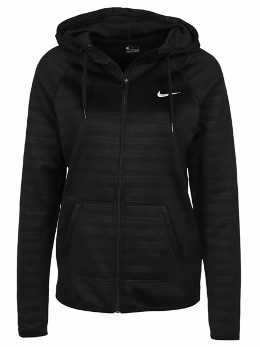 Hettegenser fra Nike via Nelly.com   kr 599