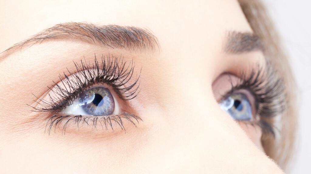 CASTOR-OLJE: Du kan bruke oljen for å få lengre hår og vipper.  Foto: Shutterstock / Serg Zastavkin