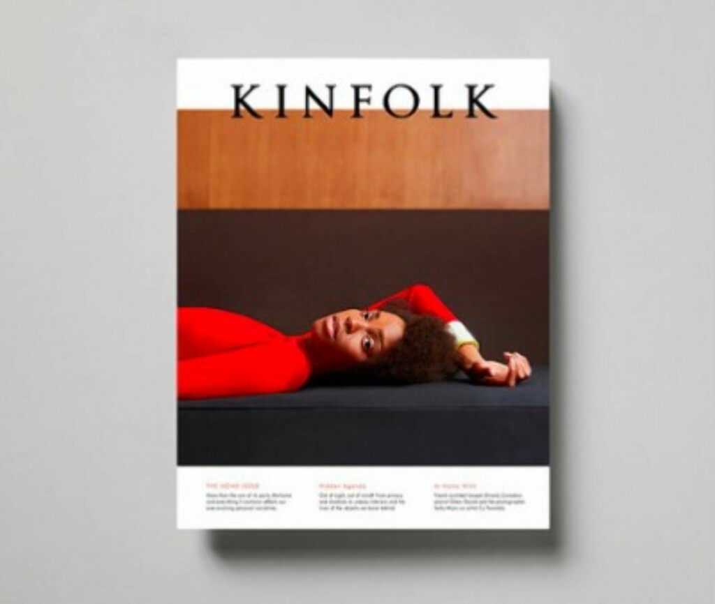 Kinfolk Magazine Volum 21 via Woroom.no | kr 199