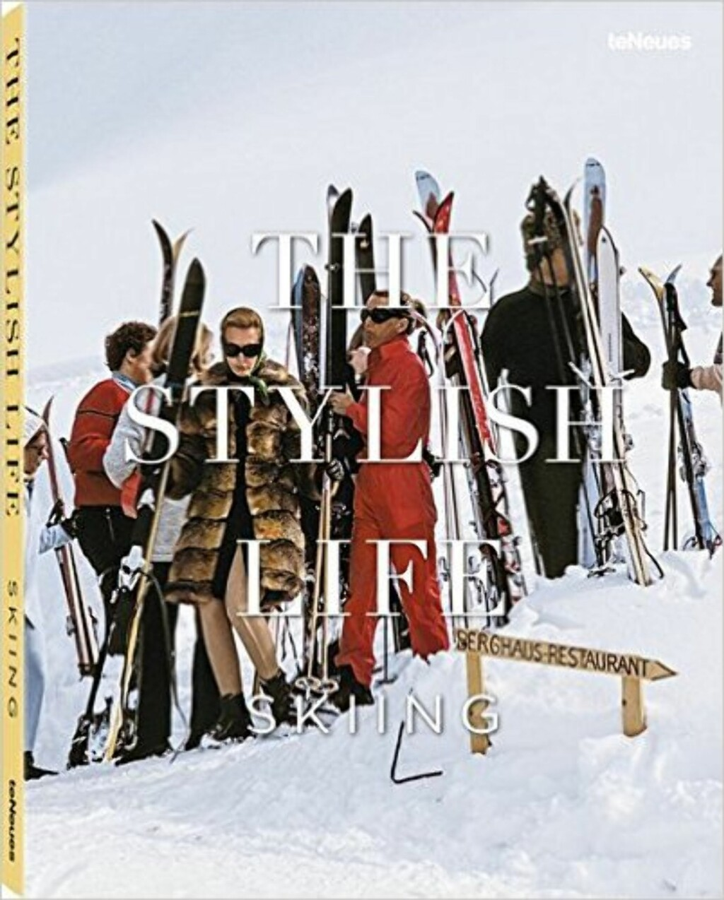 The Stylish Life: Skiing via Amazon.com, kr 400.