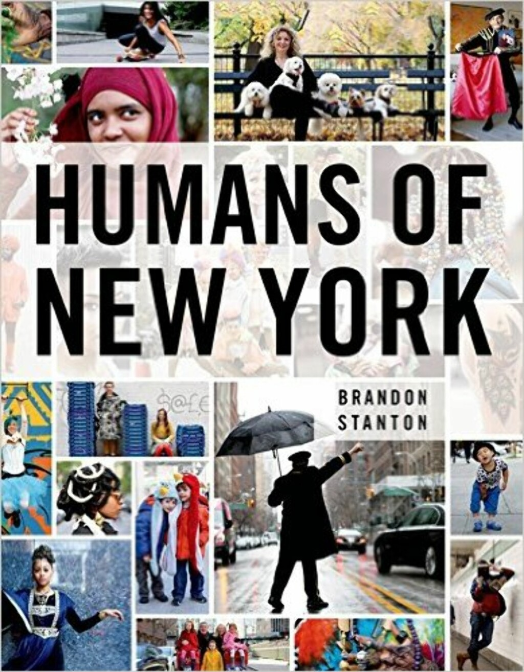 Humans Of New York via Amazon.com, kr 158.