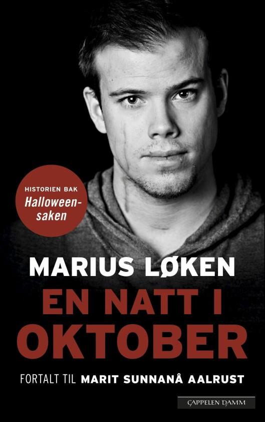 BOKAKTUELL: Marius ga nylig ut boken «En natt i oktober» (CappelenDamm).