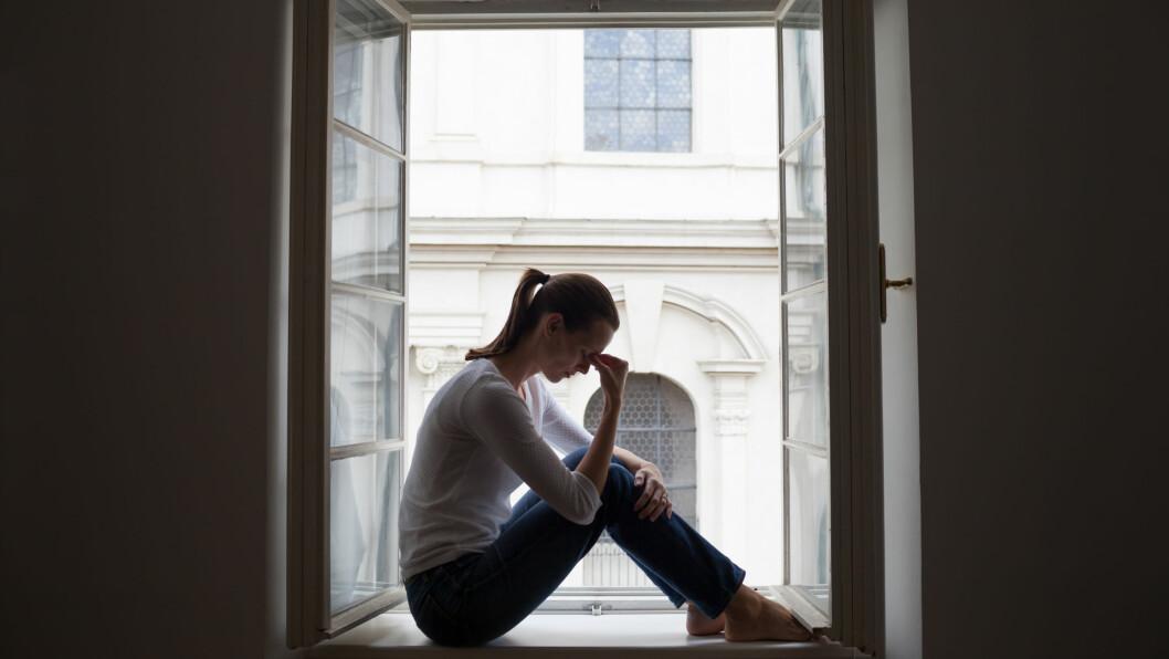 ENSOM I FORHOLDET: Ekspertene forteller at det er vanligere enn vi tror å være ensom i parforholdet, men at det likevel ikke snakkes om. Foto: Shutterstock / KieferPix