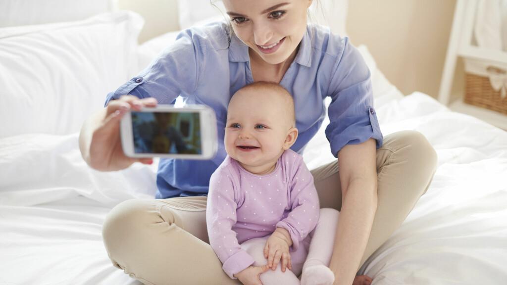 eb834e80 NYBAKT MAMMA: Med mindre tid og energi, og økt fokus rettet mot familien,