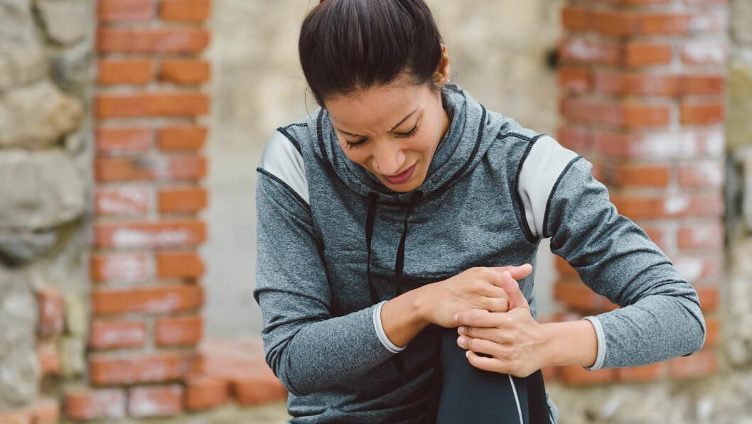 BLODPROPP: - Det er menn som generelt sett er mest utsatt for blodpropp, men p-piller kan øke risikoen to til fire ganger for kvinner, sier overlege ved Avdeling for blodsykdommer ved Oslo Universitetssykehus, Per Morten Sandset, til KK.no. Foto: Shutterstock / Dirima