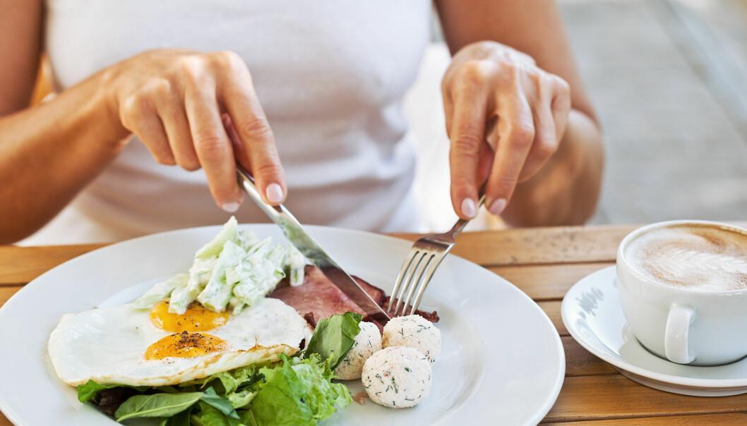 Spiser du bare ett eller to måltider om dagen?