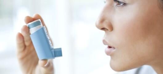 Ja, hard trening ute, og særlig i kulda, kan gi astmaproblemer