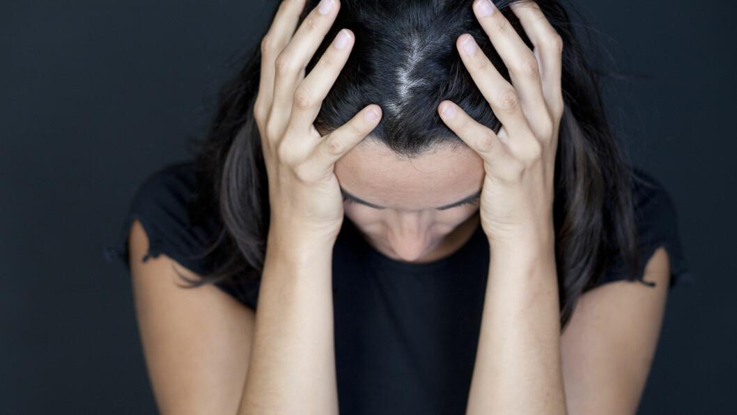 SCHIZOFRENI: Mange som lider av schizofreni har vansker med å skille det som er virkelig fra det som ikke er virkelig.  Foto: Shutterstock / Adam Gregor