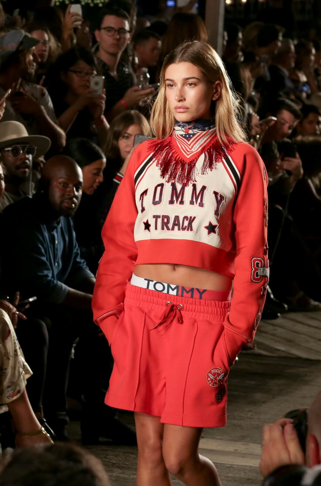 Tommy Hilfiger New York Fashion Week Foto: Rex Features