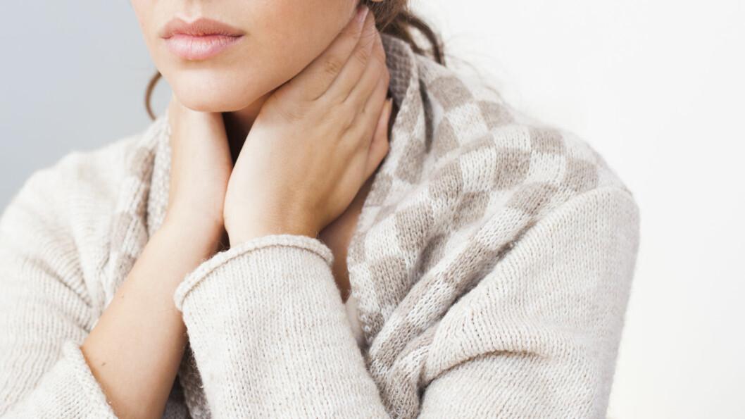 ORALSEX KAN FØRE TIL KREFT: Sammenhengen skyldes at munnsex kan overføre smitte av viruset HPV. Foto: Shutterstock / Nikodash