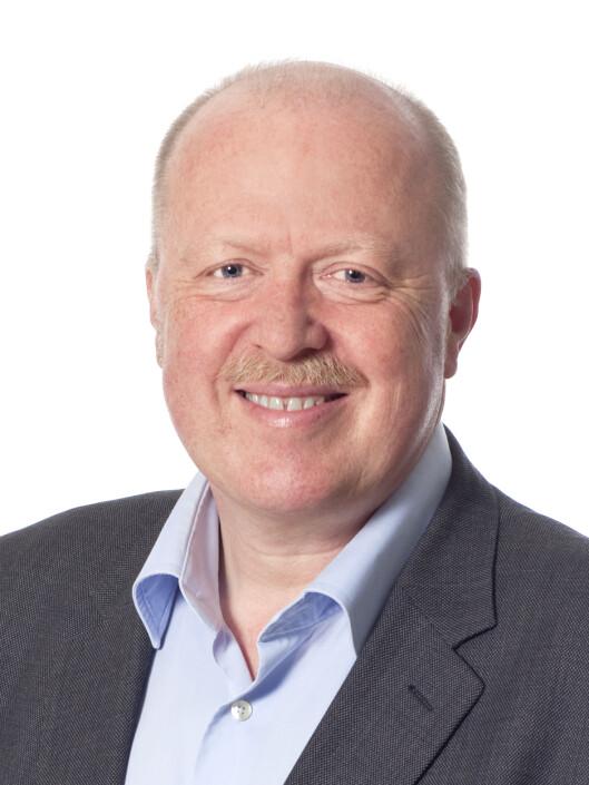 EKSPERT: Generalsekretær i Diabetesforbundet, Bjørnar Allgot. Foto: Peder Songedal