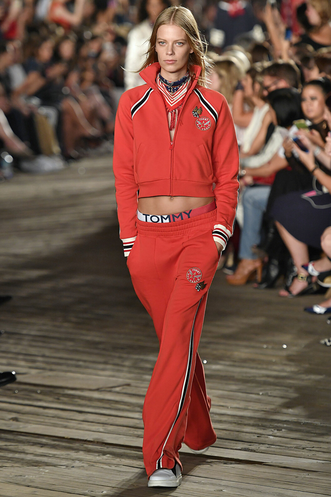 TOMMY HILFIGER SS17 Foto: SipaUSA