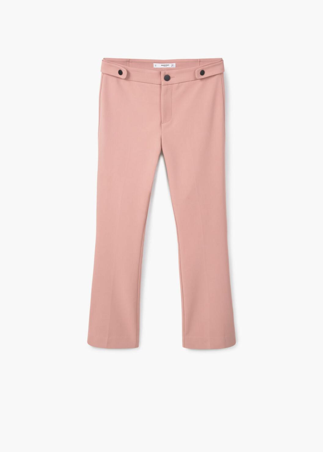 Bukse fra Mango | kr 299 | http://shop.mango.com/NO/p1/damer/kl%C3%A6r/bukser/rett/bukser-i-bomullsblanding/?id=73033625_85&n=1&s=prendas.pantalones&ts=1474462496104